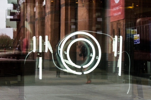 Bespoke Neon Signs London, Sea Containers Cafe