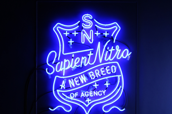 Bespoke Neon Signs London, Sapient Nitro